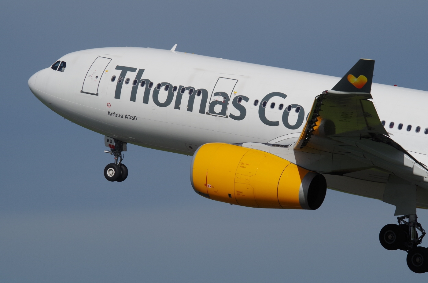 Airbus A330 Thomas Cook